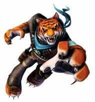 Tigerclaw with no eye patch