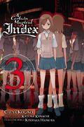A Certain Magical Index Manga v03 cover