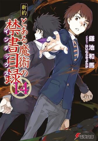 File:Shinyaku Toaru Majutsu no Index Light Novel v14 cover.jpg