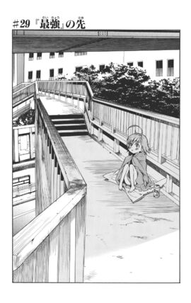Toaru Majutsu no Index Manga Chapter 029