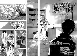 Toaru Majutsu no Index Manga Chapter 115