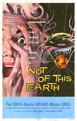 Not of This Earth 1957