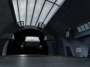 Enterprise-1701 shuttlebay