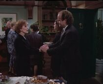 Frasier 1.11 Death Becomes Him