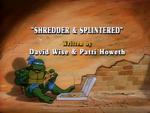 TMNT 1987 - Episode 5 - Shredded
