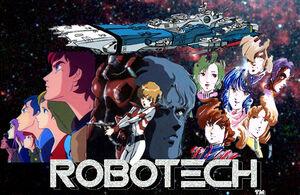 Robotech 1985