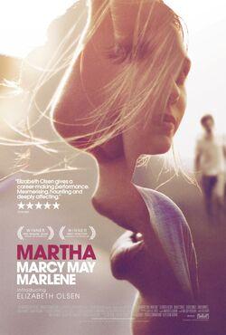 Martha Marcy May Marlene