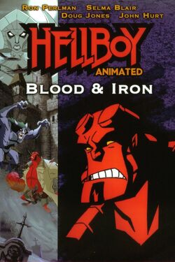 Hellboy Blood and Iron