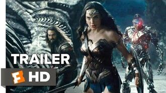 Justice League Trailer 1 (2017) Movieclips Trailers