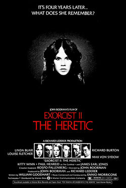 Exorcist II The Heretic