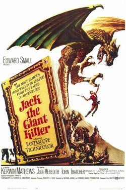 Jack the Giant Killer 1962