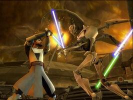 Kenobi vs griev
