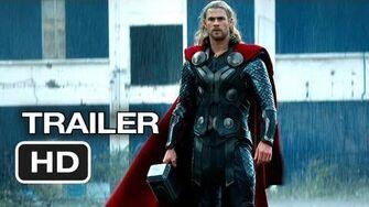 Thor The Dark World Official Trailer 1 (2013) - Chris Hemsworth, Natalie Portman Movie HD