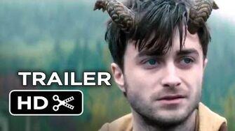 Horns Official Trailer 1 (2014) - Daniel Radcliffe, Juno Temple Movie HD