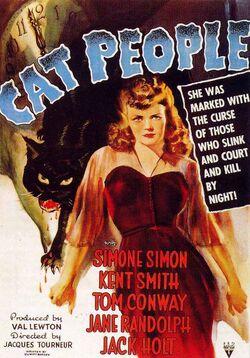 Cat People 1942