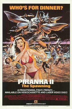 Piranha II The Spawning