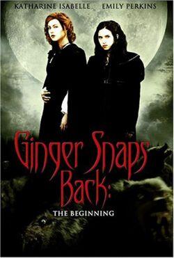 Ginger Snaps Back The Beginning