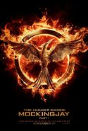 Hunger games mockingjay part one