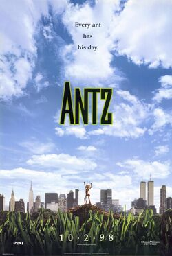 Antz 1998