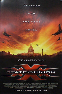 XXX State of the Union