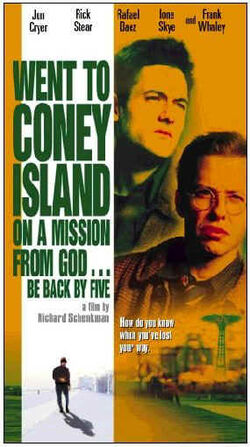 Went to Coney Island