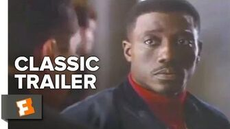 Passenger 57 (1992) Official Trailer 1 - Wesley Snipes Thriller
