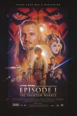 Star Wars Episode I The Phantom Menace