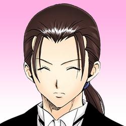 Kai Kujou TLR Manga