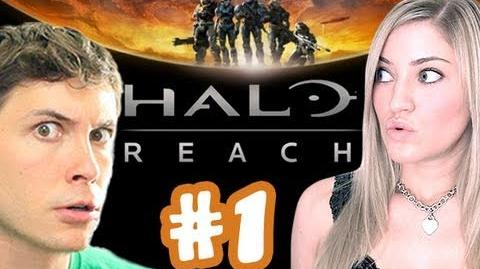 Toby Sucks at Halo Reach ONLINE - Part 1 (feat