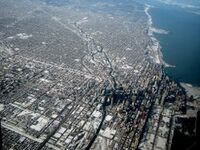 250px-Chicago Downtown Aerial View