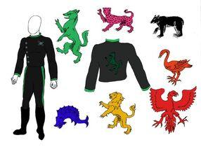 Stellar Corps Uniform