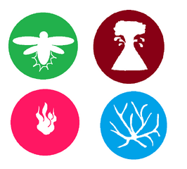 Earthlight Symbols