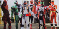 Kamen Rider Murder Mystery! You're the Great Detective!