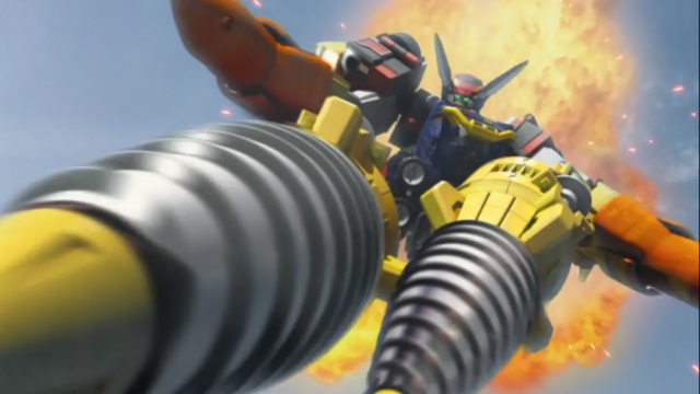 File:SHT - Rocket Drill Go-Buster Oh.png
