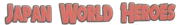 Japan World Heroes Convention logo