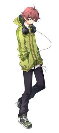 Yuuki Shinomiya School Uniform