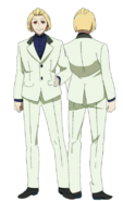 Naki anime design full view