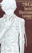 Special Illustration Calendar 2015 Front