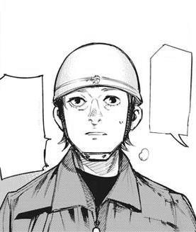 Higemaru's uncle sees his nephew