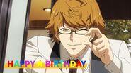Nishiki Birthday Art