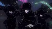 V members chasing Kuzen root A