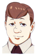 Anime design of Koma's face