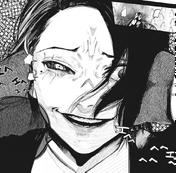 Nimura revealing that he's a Ghoul