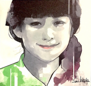 Illustration of Shōko Aida as Ryouko Fueguchi