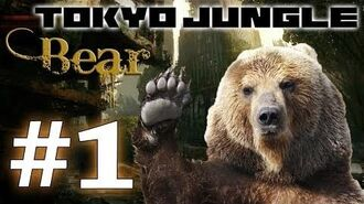 Tokyo Jungle Bear Survive over 100 years Part 1 of 5