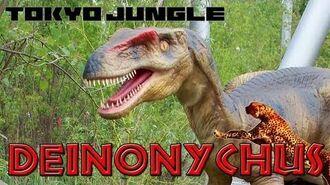 Tokyo Jungle Dinosaur - Deinonychus Raptor