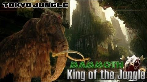 Tokyo Jungle - Mammoth (survive over 100 years)