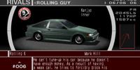 Rolling Guy 6