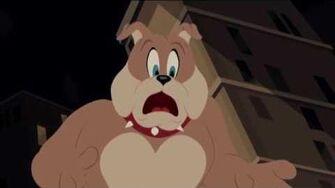 Bone Trap 2000 The Tom and Jerry Show Cartoon World