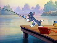 Cat Fishin' (1)